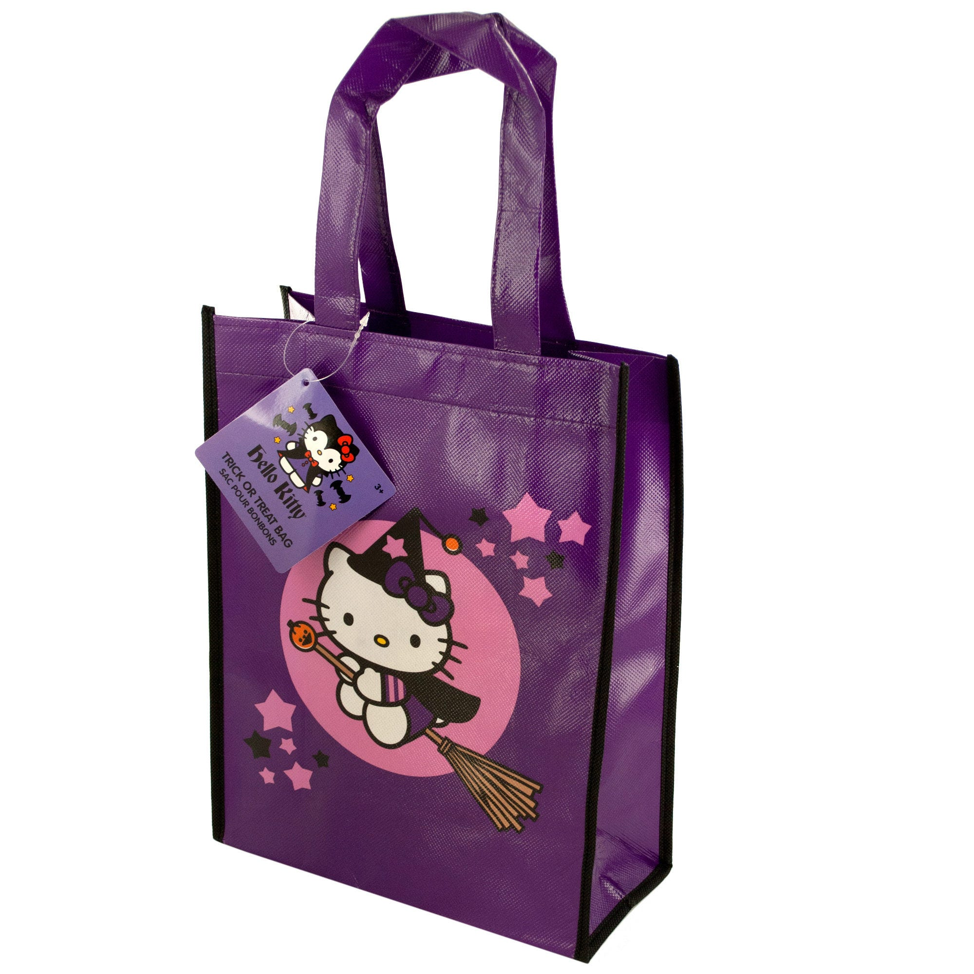 HELLO KITTY Trick or Treat Tote Bag- Qty 24
