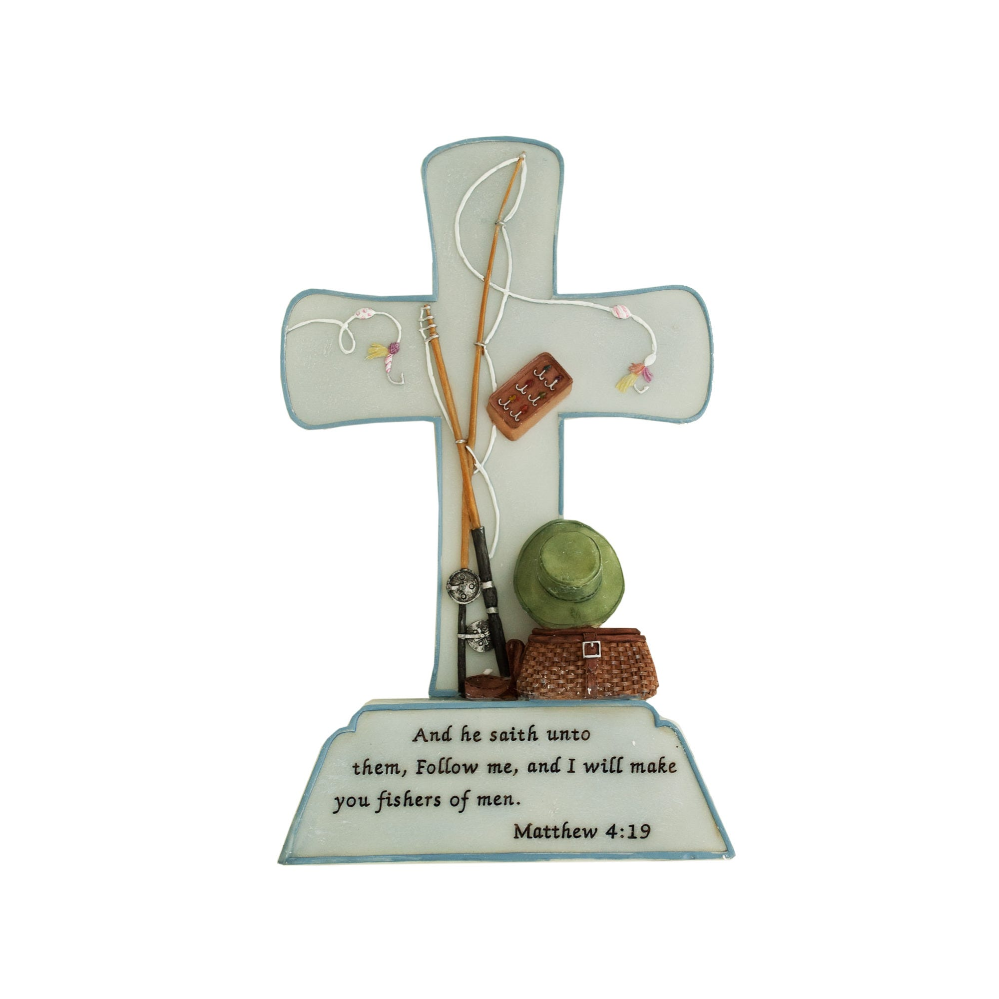 Wholesale fishing now available at wholesale central for It s about the cross go fish