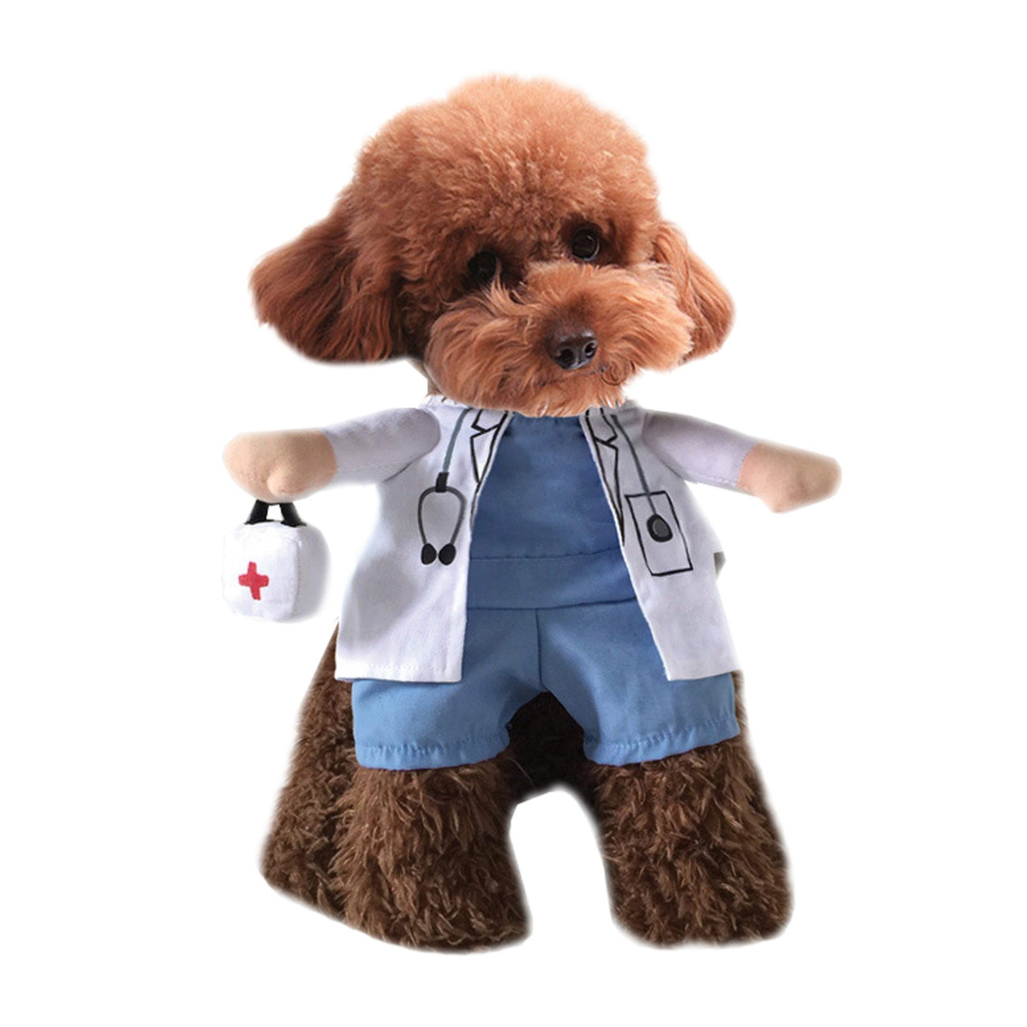 Doctor Pet Costume- Qty 2