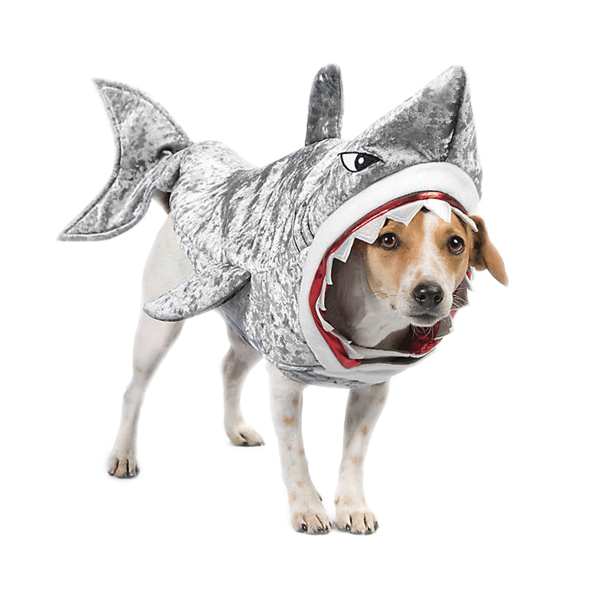 Shark Pet Costume - Qty 4